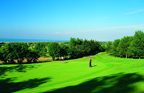 Abergele Golf Course: a golf break favourite