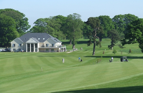 Henlle Park Golf Course